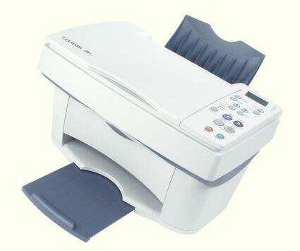 Lexmark X83, X85 All-In-One (Scan/Print/Copy) Service Repair Manual