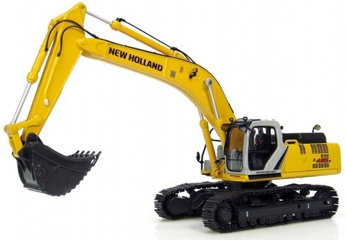 NEW HOLLAND E485B CRAWLER EXCAVATOR SERVICE REPAIR MANUAL