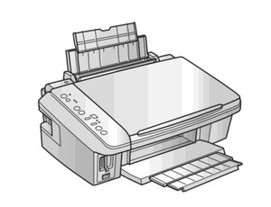 Epson Stylus CX7300/7400/8300/8400, DX7400/8400, NX200/400 Color Inkjet Printer Service Manual
