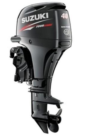 Suzuki DF40, DF50 Four Stroke Outboard Motor Service Repair Manual 1999-2011 Download