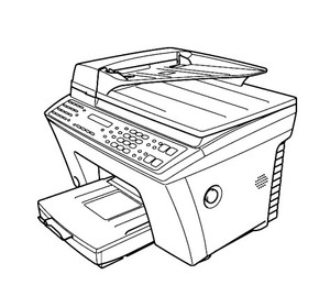 Brother Facsimile Equipment MFC760 Parts Reference List