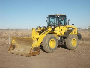 KOMATSU WA250-5H, WA250PT-5H WHEEL LOADER SERVICE REPAIR MANUAL