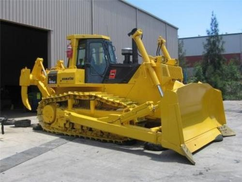 KOMATSU D155AX-5 BULLDOZER SHOP MANUAL + FIELD ASSEMBLY MANUAL + OPERATION & MAINTENANCE MANUAL