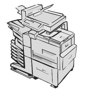 HP Mopier 320 System Service Repair Manual
