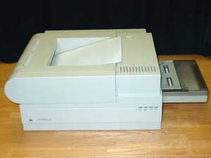 Apple LaserWriter II laser printer Service Repair Manual
