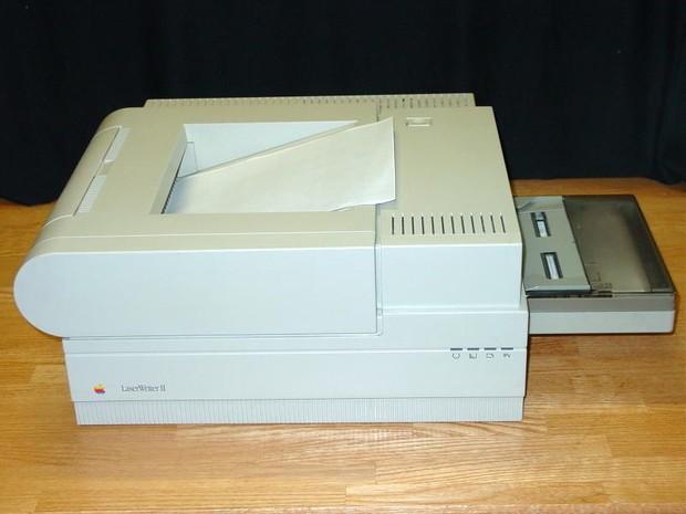 Apple LaserWriter II laser printer Service Repair Manual