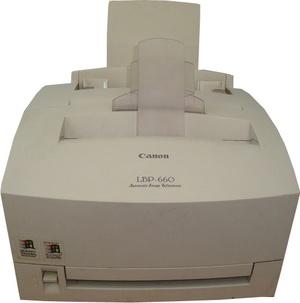 Canon LBP-660 Laser Beam Printer Service Repair Manual