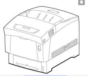 Brother Laser Printer HL-4000CN Parts Reference List