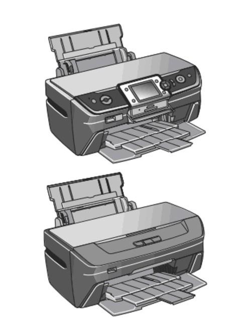 Epson Stylus PHOTO R260/R265/R270/R360/R380/R390 Color Inkjet printer Service Repair Manual