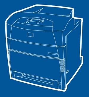 HP Color LaserJet 5500/5550 Printers Service Repair Manual