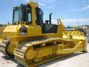 KOMATSU D65EX-15, D65PX-15, D65WX-15 BULLDOZER SERVICE REPAIR MANUAL+OPERATION & MAINTENANCE MANUAL