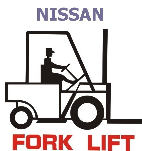Nissan Forklift Internal Combustion D01 & D02 series Service Repair Manual