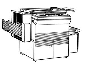 RICOH FT5580/FT5590 Service Repair Manual + Parts Catalog