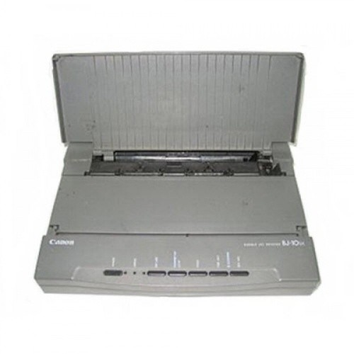 Canon BJ-10ex Printer Service Repair Manual