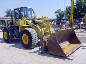 KOMATSU WA380-5 WHEEL LOADER SERVICE REPAIR MANUAL + OPERATION & MAINTENANCE MANUAL