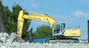 NEW HOLLAND E215B, E215BLC HYDRAULIC EXCAVATOR SERVICE REPAIR MANUAL