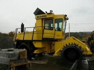 BOMAG Sanitary landfill compactor BC671RB / BC771RB / BC671RS / BC771RS OPERATION&MAINTENANCE MANUAL