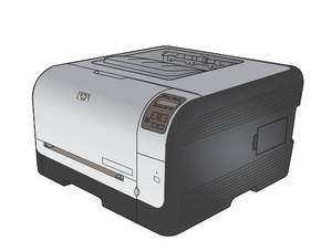 HP LaserJet Pro CP1520 Color Printer series Service Repair Manual