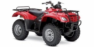 Suzuki LT-A400,LT-A400F,LT-F400,LF-F400F KingQuad All Terrain Vehicle Service Manual 2008-2009