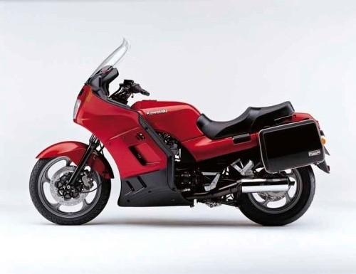 KAWASAKI CONCOURS 1000GTR MOTORCYCLE SERVICE REPAIR MANUAL 1986-2000 DOWNLOAD