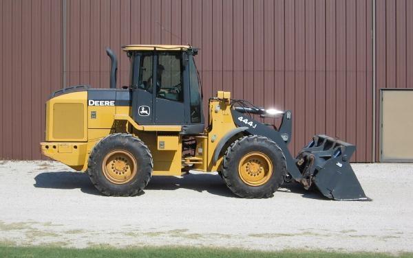 john deere 444j 544j 624j wheel loader service repai rh sellfy com John Deere 544J Service Manual John Deere 700K