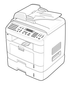 Samsung SCX-4720F Series SCX-4720FN/XAA Digital Laser Multi-Function Printer Service Repair Manual