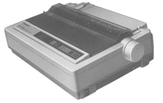 panasonic printer manual