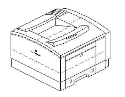 Apple LaserWriter Pro 600/630 laser printer Service Repair Manual