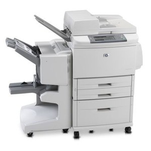 HP LaserJet 9000mfp series printer Service Repair Manual