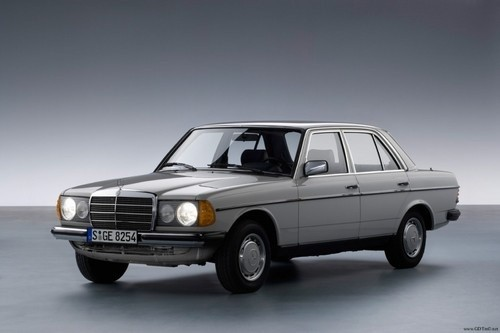 MERCEDES-BENZ W123 SERVICE REPAIR MANUAL