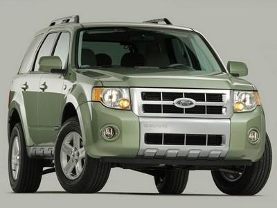 2008 ford escape mariner escape hybrid service manual set | ebay.