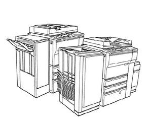RICOH FT6645/FT6655/FT6665 (A095/A096/A097) Service Repair Manual + Parts Catalog