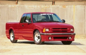 CHEVY CHEVROLET S10 SERVICE REPAIR MANUAL 1994-2005 DOWNLOAD
