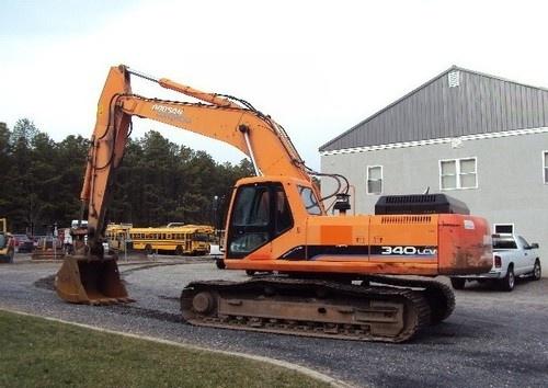 daewoo doosan solar 340lc v crawler excavator shop m rh sellfy com JCB Excavator daewoo solar 030 excavator manual