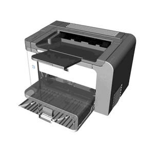 HP LaserJet Professional P1560, P1600 Series printer Service Repair Manual