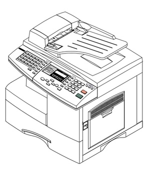 Samsung SCX-5315F Series SCX-5315F, SCX-5115 Digital Laser Multi-Function Printer Service Manual