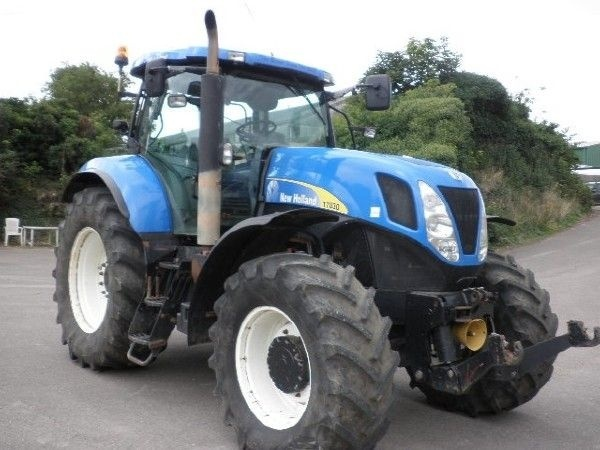 NEW HOLLAND T7030, T7040, T7050, T7060 TRACTOR SERVICE REPAIR MANUAL