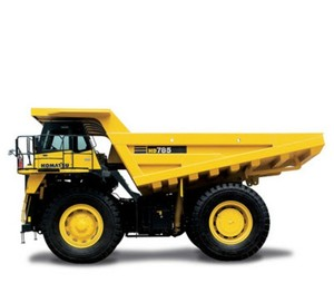 KOMATSU HD785-7 DUMP TRUCK SHOP MANUAL + FIELD ASSEMBLY MANUAL + OPERATION & MAINTENANCE MANUAL