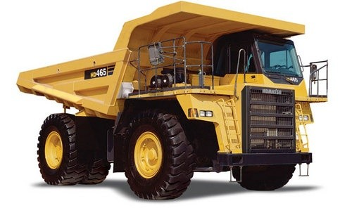 KOMATSU HD465-7E0, HD605-7E0 DUMP TRUCK SERVICE REPAIR MANUAL + FIELD ASSEMBLY INSTRUCTION