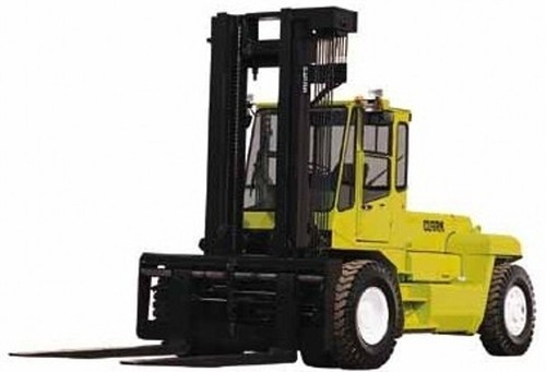 CLARK CDP 100, CDP 164 FORKLIFT SERVICE REPAIR MANUAL