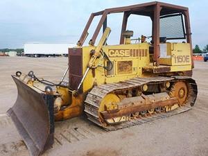 CASE 1150E/1155E CRAWLER DOZER SERVICE REPAIR MANUAL