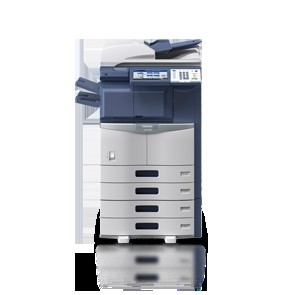 TOSHIBA DP1600/DP2000/DP2500 DIGITAL PLAIN PAPER COPIER Service Repair Manual + PARTS LIST