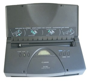 Canon BJ-30 printer Service Repair Manual