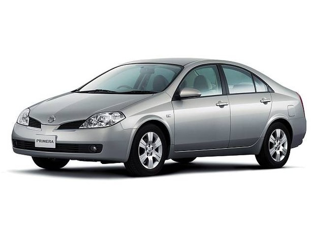 NISSAN PRIMERA SERVICE REPAIR MANUAL
