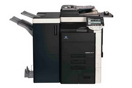 Konica Minolta bizhub C650 Parts Guide Manual