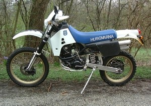 1989 HUSQVARNA 510TC, 510TE, 510TX MOTORCYCLE SERVICE REPAIR MANUAL