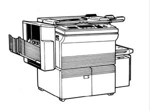 RICOH FT5540/FT5550/FT5570 Copiers Service Repair Manual + Parts Catalog