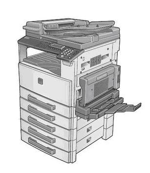 Konica Minolta Di1611 / Di2011 Service Repair Manual