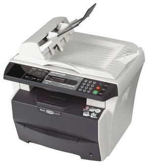 Kyocera FS-1116MFP Multifunction Printer Service Repair Manual