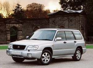 SUBARU FORESTER SERVICE REPAIR MANUAL 2005-2008 DOWNLOAD